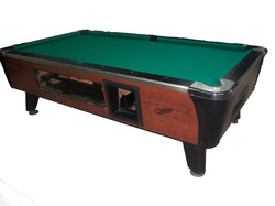 Used coin operated pool tables for sale or rent century billiard services t 416 534 1042 - Pool tables barrie ...